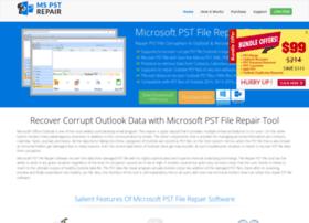 microsoftpstfilerepair.com