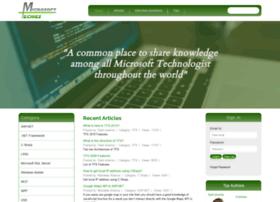 microsofttechies.com