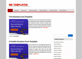 microsofttemplates.org