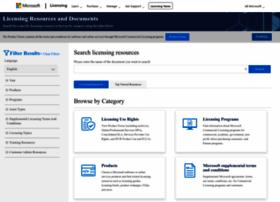microsoftvolumelicensing.com