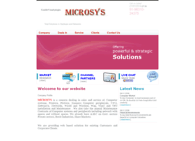 microsys.org.in