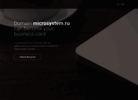 microsystem.ru