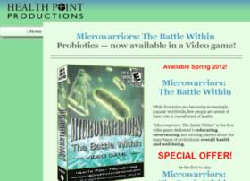 microwarriorsvideogame.com