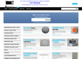 microwaveglasstrays.com