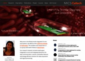 mics.caltech.edu