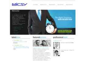 micsy.com
