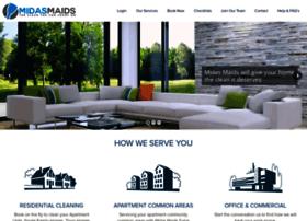 midasmaids.com