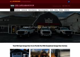 midcapegaragedoor.com