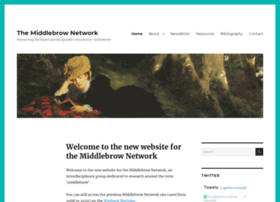 middlebrow-network.com