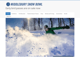 middleburysnowbowl.com