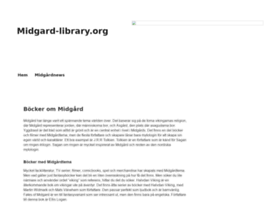 midgard-library.org