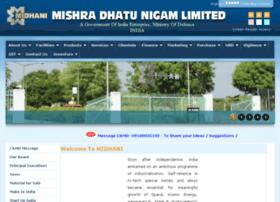 midhani.gov.in