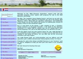 midi-pyrenees-properties.com