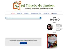 midiariodecocina.com