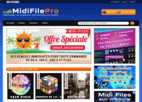 midifile-pro.com