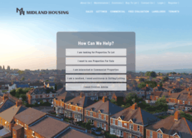 midlandhousing.co.uk