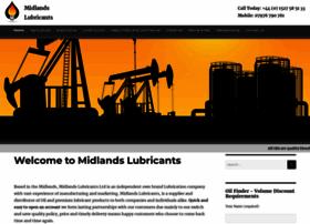midlandslubricants.co.uk