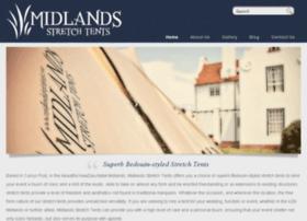 midlandsstretchtents.com