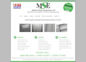midlandsteelequipment.co.uk