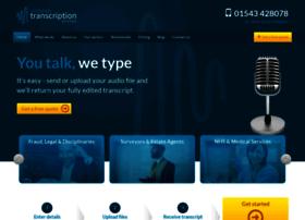 midlandstranscriptionservices.co.uk