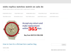 mido-replica-watches.watchonsale.de