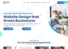 midtennwebdesign.com