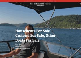 midtnhouseboats.com