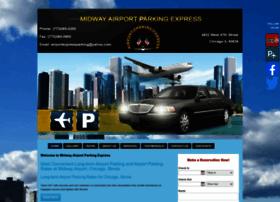 midwayairportparkingexpress.com