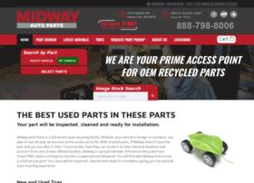 midwayautoparts.com