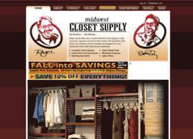 midwestclosetsupply.com
