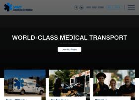 midwestmedicaltransport.net