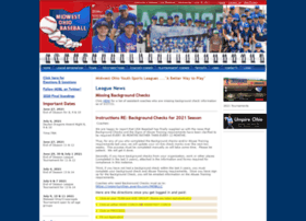 midwestohiobaseball.com