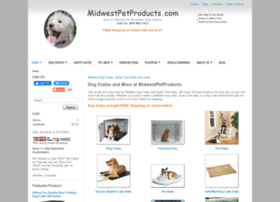 midwestpetproducts.com