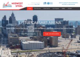midweststeel.com