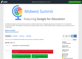midwestsummitspring2015.sched.org