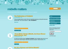 midwife-matters.com