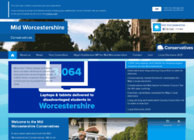 midworcestershireconservatives.org.uk