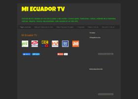 miecuadortv.blogspot.com