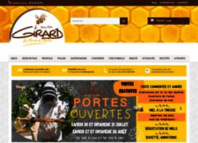 miel-girard.com