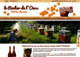 miel-lerucherdelours.fr