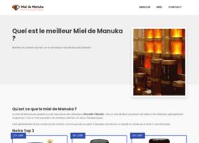 mieldemanuka.fr