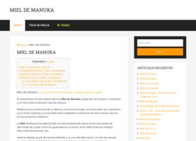 mieldemanuka.org
