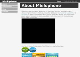 mielophone.github.com