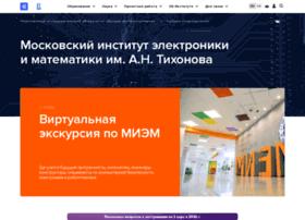 miem.edu.ru