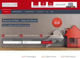 mietkautionschweiz.ch