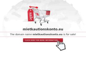 mietkautionskonto.eu