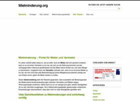 mietminderung.org