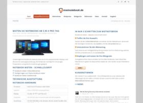 mietnotebook.de