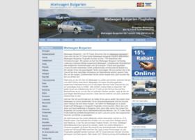 mietwagenbulgarien.com
