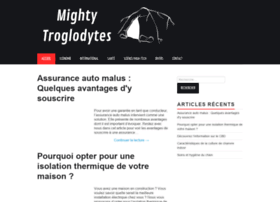 mighty-troglodytes.com
